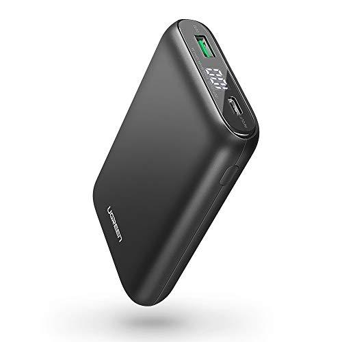 Mini Batterie Externe Ugreen à Charge Rapide - 10000mAH