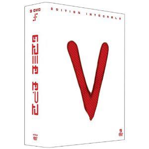 V, L'Intégrale de la série (2 Saisons - 9 DVD) - Import anglais à 12,16€ & Version française
