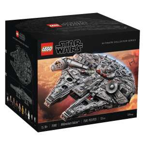 Lego Star Wars - Millennium Falcon Ultimate Collector Series n°75192 - elcorteingles (Frontaliers Espagne)
