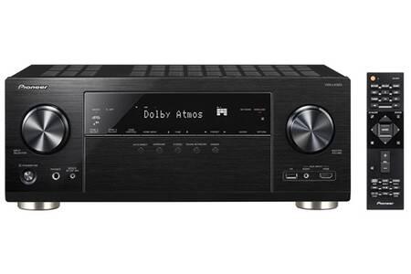 Ampli Home-cinéma 9.2 Pioneer VSX-LX303 + 3 Bluray 4K Offert