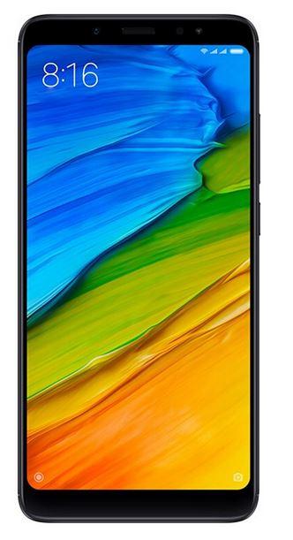 "Smartphone 5.99"" Xiaomi Redmi Note 5 (Noir ou Or) - Full HD+, Snapdragon 636, RAM 4 Go, ROM 64 Go"