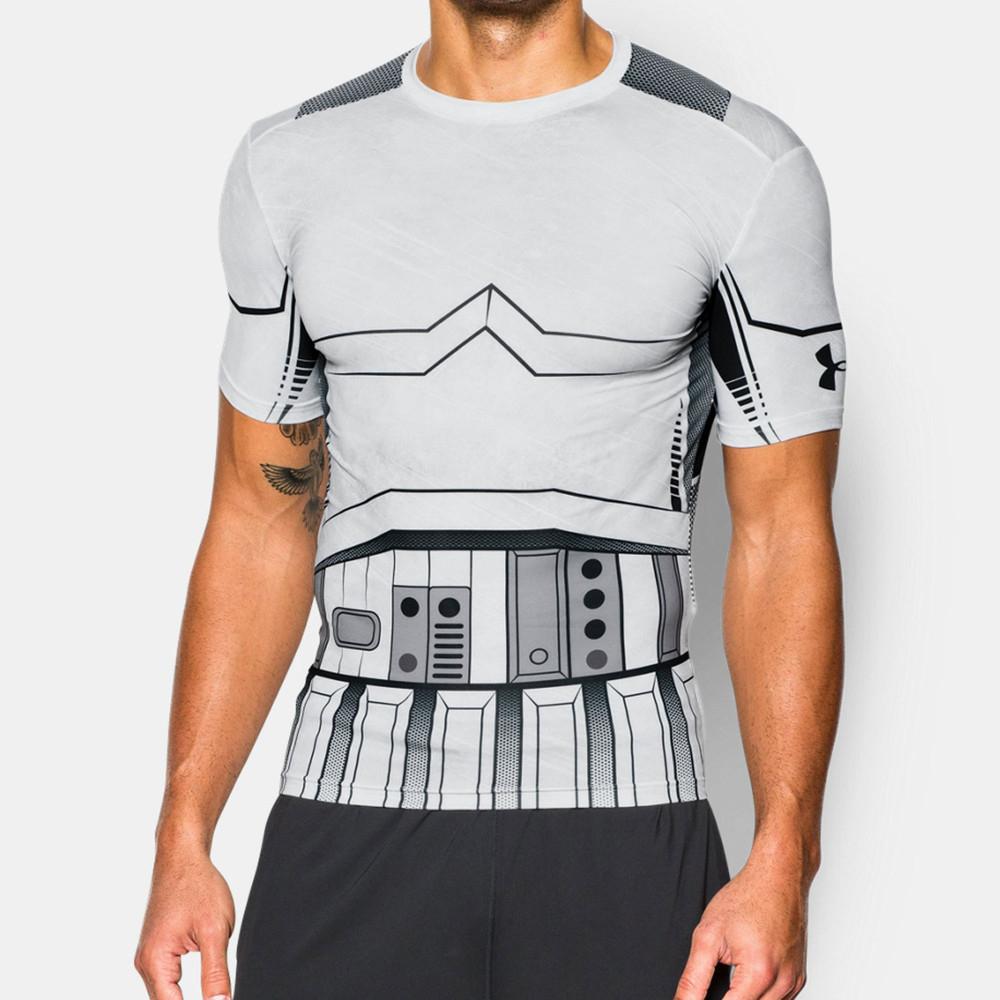 T-Shirt de compression Under Armour Trooper - Taille S ou L