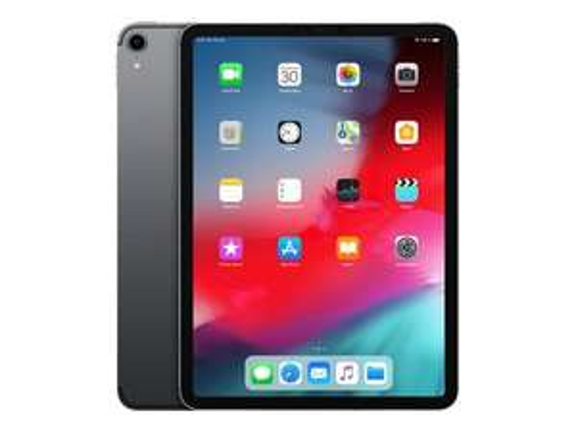 "Tablette 11"" Apple iPad Pro Retina 2018 (Wi-Fi) - 256 Go, Gris Sidéral (+31.65€ en superpoints)"