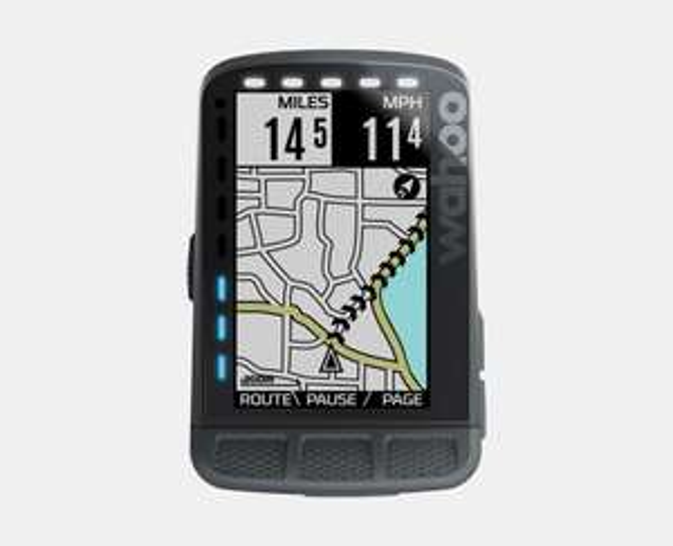 Compteur/GPS de Vélo Wahoo elemnt roam (sportamore.fr)