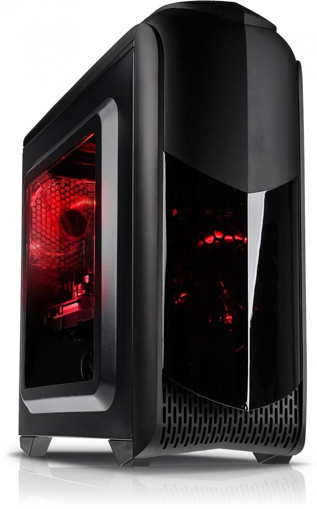 PC Fixe Picasso - Ryzen 3 3200G (4x3.6GHz), Radeon Vega 8, RAM 8Go, 240Go SSD, Cooler Master 400W, Boitier Kolink Aviator (354€ avec 3400G)