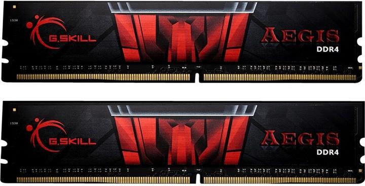 Kit de RAM G.SKill AEGIS DDR4-3000 CL16 - 16 Go, 2x8 (frais de port inclus)