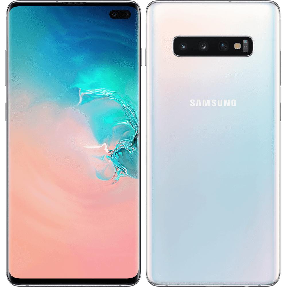 "Smartphone 6.4"" Samsung Galaxy S10+ G9750 - Snapdragon 855, 8 Go de Ram, 128 Go"