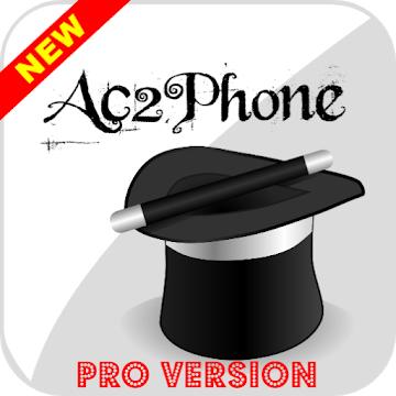 Application Tour de Magie ac2phone Devenez Mentaliste Gratuite sur Android