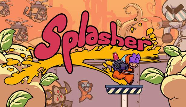 Splasher sur PC (Dématérialisé, Steam)