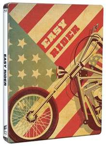 Blu-ray Steelbook Pop Art - Easy Rider