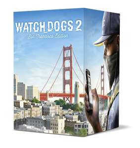 Watch Dogs 2 : San Francisco Edition Collector (PC) (Sans jeu)