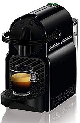 Machine expresso à capsules Nespresso DeLonghi Inissia EN80.B - Noire