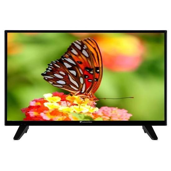 """TV 32"""" Continental Edison CELED32S0119B3 (HD) - 100% remboursée (via 4 bons d'achats de 32.25€ utilisables dès 60€)"""