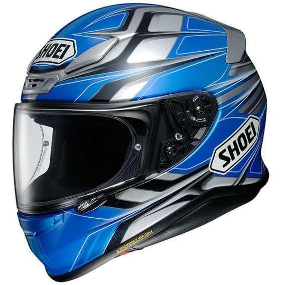 Casque Moto Intégral Shoei NXR Rumpus TC-2 - Tailles S ou M