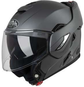 Casque Moto Airoh Rev 19 - Gris anthracite Mate (S au XL)