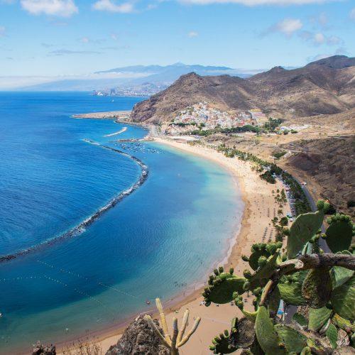 Vols directs A/R Nantes (NTE) <-> Tenerife Sud (TFS) en promotion - Ex: Du 26 novembre au 3 décembre (68,58€ pour 2 personnes)