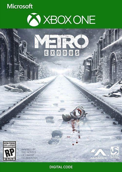 Metro Exodus sur Xbox One (Dématérialisé)