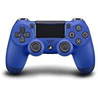 1 Contrôleur Sans-fil DualShock 4 V2 achetée parmi une sélection = 1 Jeu Hits offert sur PS4 - Ex: Bleu + Horizon Zero Dawn Complete Edition