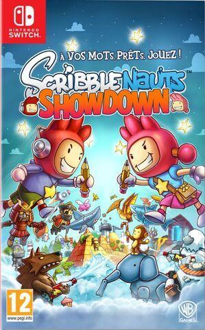 Scribblenauts Showdown sur Switch