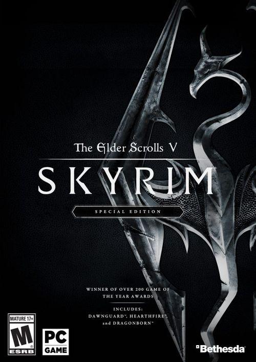 The Elder Scrolls V: Skyrim Special Edition (Dématérialisé - Steam)