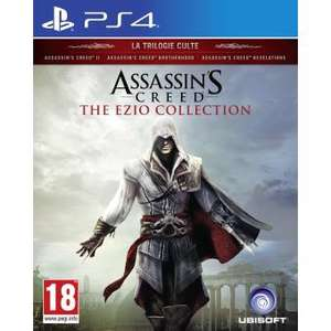 Assassin's Creed : The Ezio Collection sur PS4