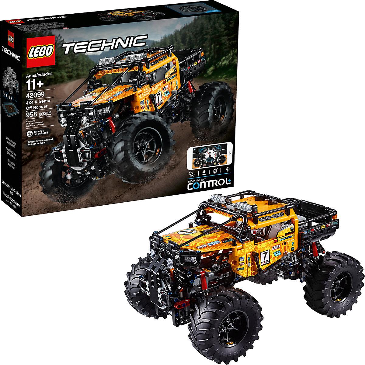 Jeu de construction Lego - Technic Le tout-terrain X-trême (42099)