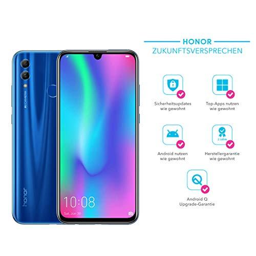 "Smartphone 6.21"" Honor 10 Lite - FHD+, 64 Go ROM, 3 Go RAM (Bleu) + Housse protectrice"