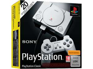 Console PlayStation Classic Mini (Frontaliers Suisse)