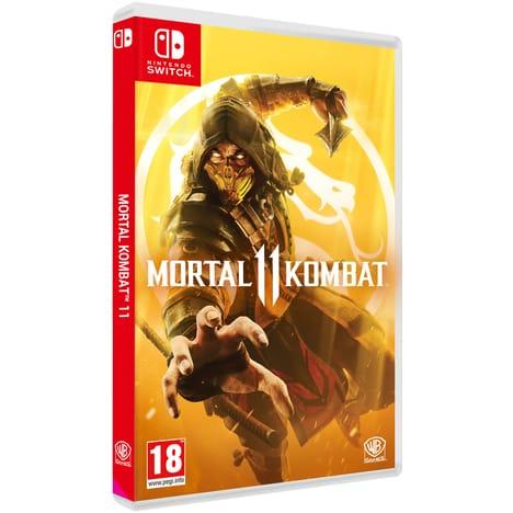 Mortal Kombat 11 sur Switch