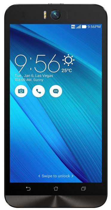 Smartphone 5.5'' Asus Zenfone 2 Selfie 32 Go - Dual Sim - Bleu