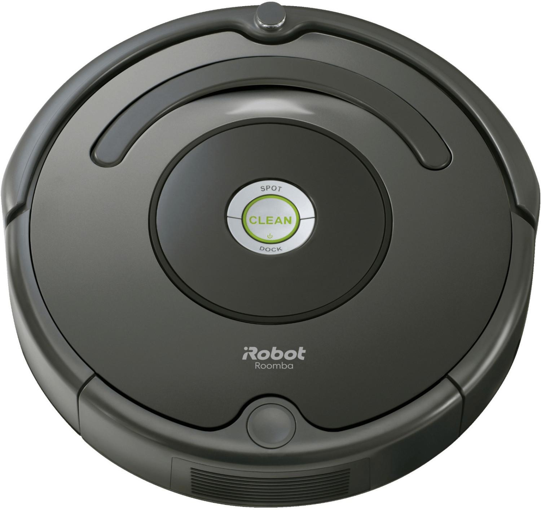 Aspirateur robot iRobot Roomba 676 (+ 17.43€ en SuperPoints, vendeur Boulanger)