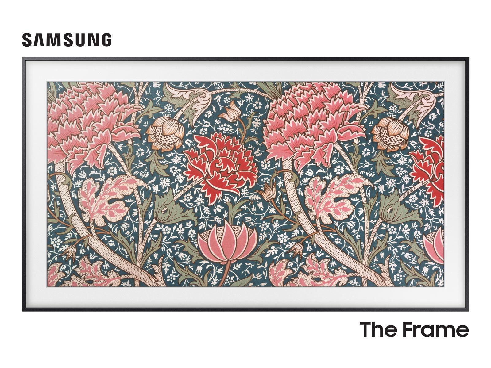 """TV QLED 43"""" Samsung The Frame QE43LS03 (2019) avec Cadres au choix - UHD 4K, HDR, Smart TV (Via ODR 200€)"""