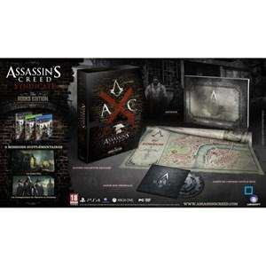 Assassin's Creed Syndicate Edition Collector The Rooks sur PS4/XboxOne