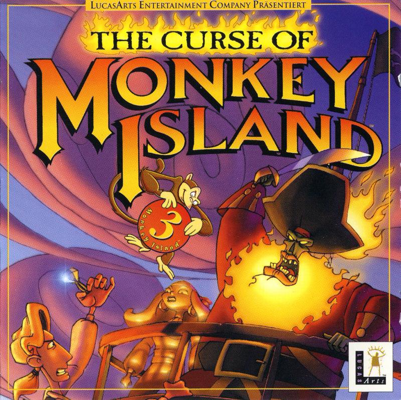 Sélection de jeux PC en promotion - Ex : The Curse of Monkey Island (Dématérialisé sans DRM)