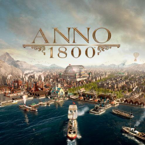 Jeu Anno 1800 jouable gratuitement sur PC (Dématérialisé - Uplay)