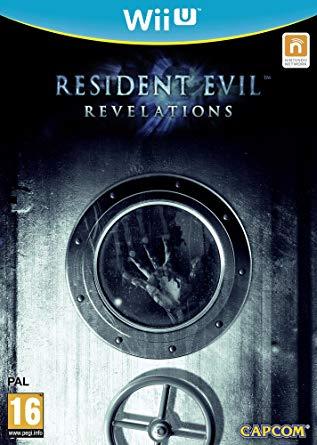 Resident Evil Revelations sur Nintendo Wii U (Dématérialisé)