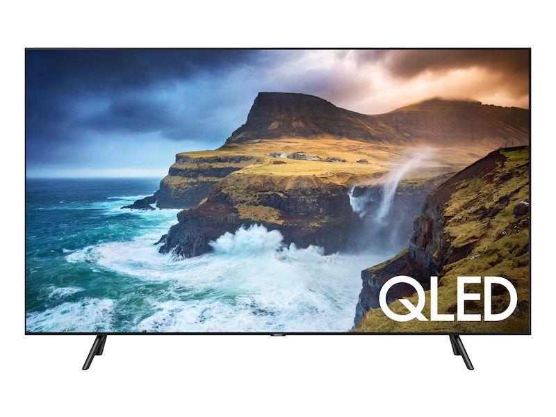 "TV QLED 55"" Samsung QE55Q70R (2019) - UHD 4K, HDR, Smart TV (via ODR 200€)"