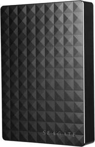"""Disque Dur Externe 2.5"""" USB 3.0 Seagate Expansion Portable - 4 To (Frontaliers Suisse)"""