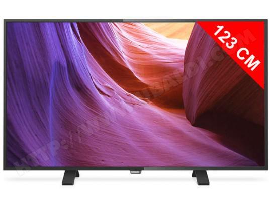 "TV 49"" Philips 49PUH4900 LED 4K 123 cm"