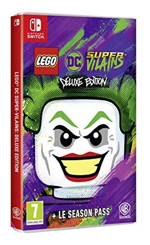 Lego DC Super-Vilains: Deluxe Edition sur Nintendo Switch