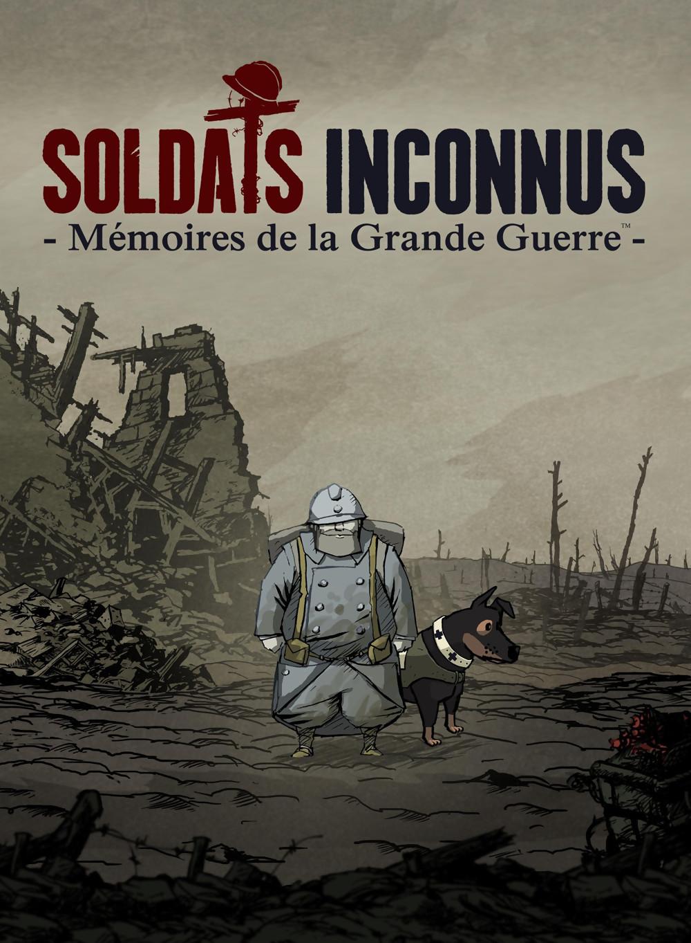 Soldats Inconnus : Mémoires de la Grande Guerre sur Xbox One (Dématérialisé)