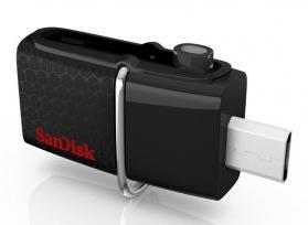 5% de réduction sur toutes les mémoires - Ex : Clé USB 3.0 SanDisk Ultra Dual OTG 64 Go