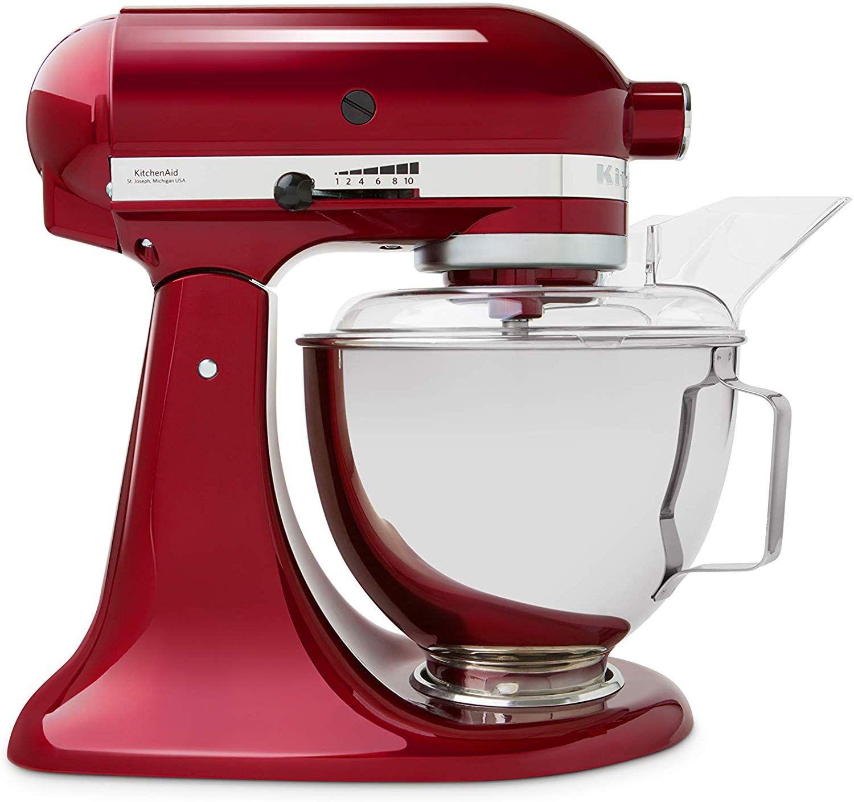 Robot Pâtissier KitchenAid 5KSM45 - Plusieurs couleurs disponibles