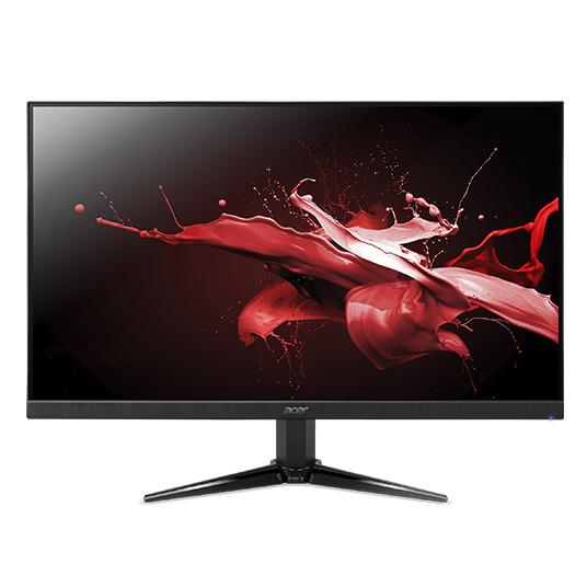 """Ecran PC 27"""" Acer Nitro QG27bii - Dalle VA, Full HD, 75 Hz, 1 ms, AMD FreeSync, HDMI (x2)"""