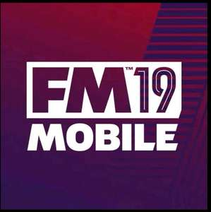 Football Manager 2019 Mobile sur Android et ios