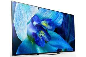 """TV 55"""" Sony Bravia KD55AG8BAEP - OLED, 4K HDR, Smart Android TV"""