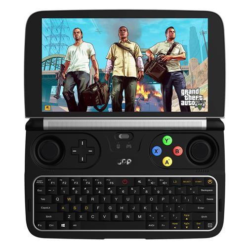 "Mini-PC portable 6"" GPD WIN 2 (Révision 2019) - M3-8100Y, Full HD, 8 Go RAM, 256 Go ROM (techinthebasket.fr)"