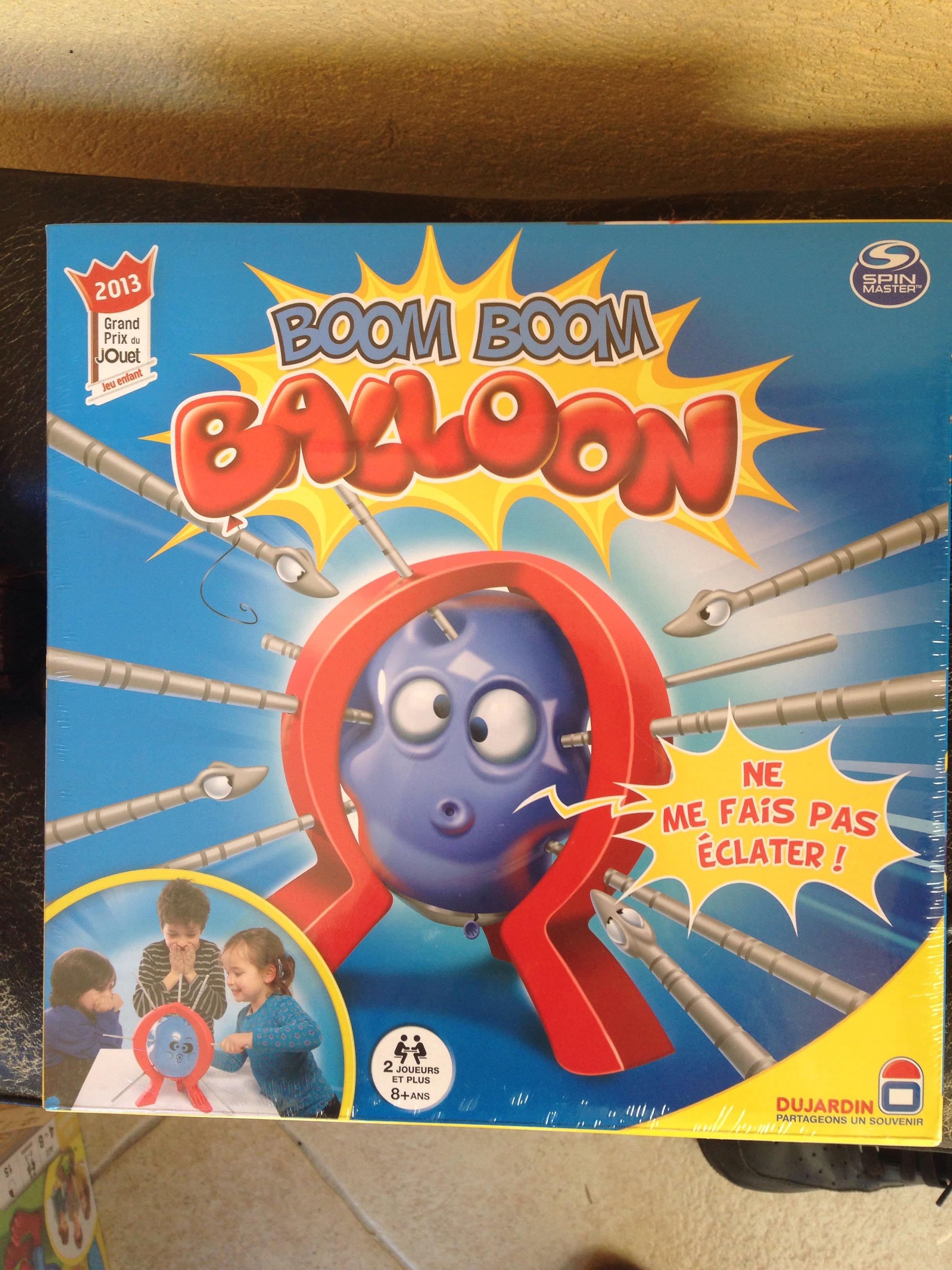 3 jeux de société : Boom Boom Balloon + Beurky Sneaky + Croque Carotte (27,98 sur la carte de fidélité et ODR de 19,90€)