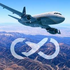 Jeu Infinite Flight Simulator sur iOS