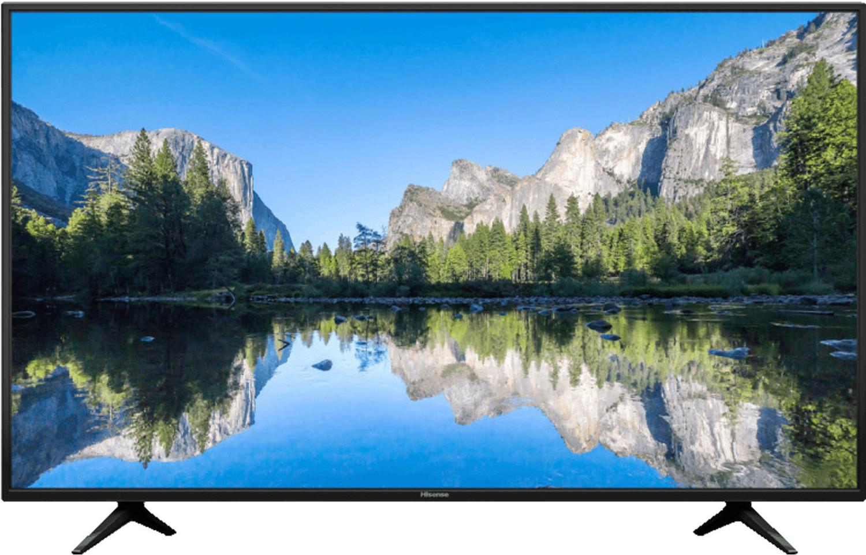"TV 58"" Hisense H58A6100 - 4K UHD, HDR, LED, Smart TV, Dolby Digital+ (via ODR de 50€)"